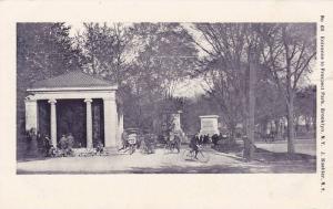 Entrance to Prospect Park,  Brooklyn,  New York,  00-10s
