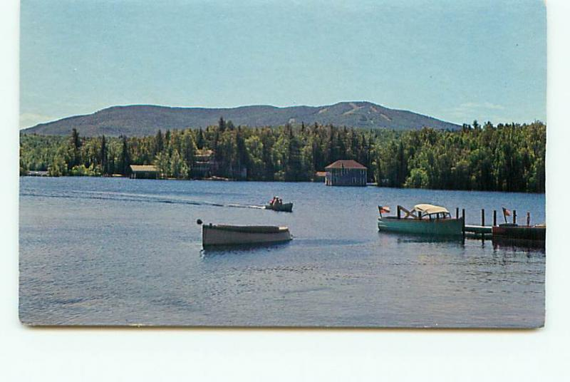 Old Vintage Postcards Sunapee Newbury New Hampshire # 1867A