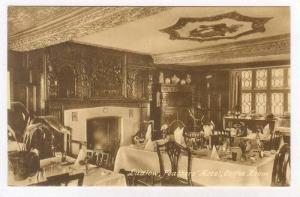 Ludlow, Feathers Hotel, Tea Room, UK< 1910s