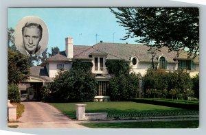 Beverly Hills CA, Home Of Jack Benny, Chrome California Postcard