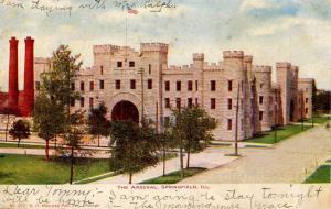 IL - Springfield. Armory