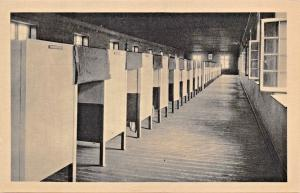 TRAPPIST KENTUCKY-OUR LADY OF GETHSEMANI-MONKS DORMITORY POSTCARD