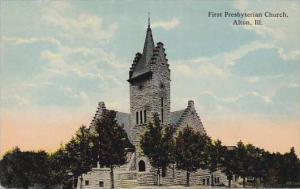 Illinois Alton First Presbyterian Church