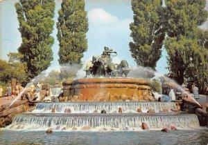 The Gefion Fountains Copenhagen Denmark Unused