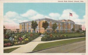 Nebraska Lincoln High School Curteich