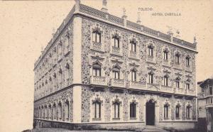 Hotel Castilla, Toledo (Castilla La Mancha), Spain, 1900-1910s