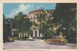 Hotel , Charlottetown , P.E.I. , Canada , PU-1953