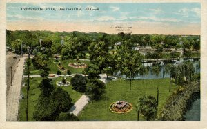 FL - Jacksonville. Confederate Park