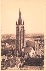 Bruges Belgium, Belgique, Belgie, Belgien Eglise Notre Dame Bruges Eglise Not...