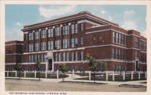 Minnesota Virginia The Technical High School