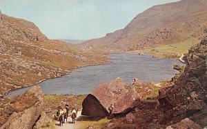 The Gap of Dunloe, Co Kerry Horse Riding Panorama