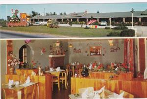 SANTEE , South Carolina, 50-60s ; Gamecock Motel & Dining Room ; Ver-2