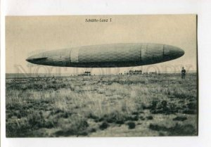 299635 HISTORY AVIATION Schutte-Lanz I airship dirigible Vinta