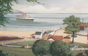 St Simeon , Quebec , Canada , 1930s
