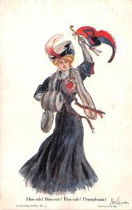 Hoo Rah, Earl Christy 1906