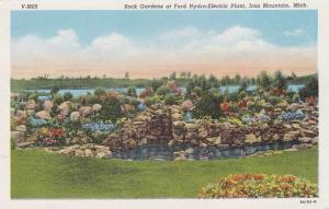 Rock Gardens at Ford Hydro-Electric Plant - Iron Mountain MI, Michigan