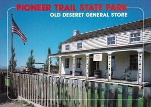 Utah Pioneer Trail State Park Old Deseret General Store