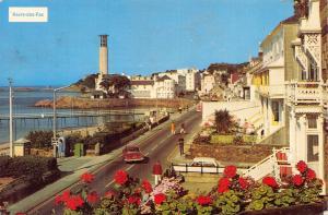 Vintage 1970s Jersey Postcard Havre-des-Pas, Channel Islands 60B