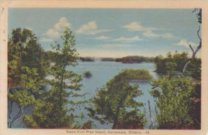Scene from Pike Island, Gananoque, Ontario, Canada, 1930-40s