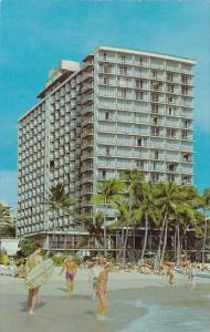Hawaii Honolulu The Outrigger Hotel