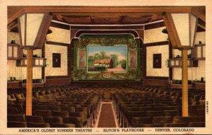 Colorado Denver Elitch's Playhouse Aemrica's Oldest Summer Theatre ...