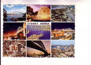 Nineview, Opera, Skyline, Bridge, Quay Etc. Sydney, Australia