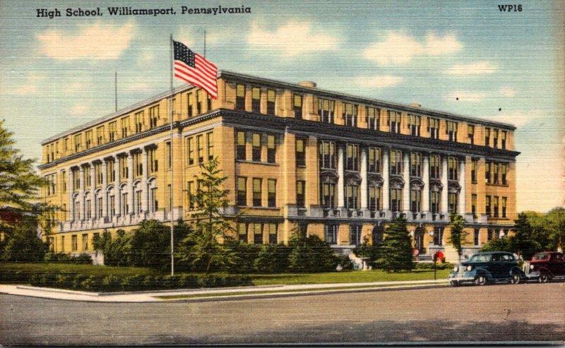 Pennsylvania Williamsport High School