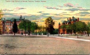 Kansas Topeka High School & Manual Training School