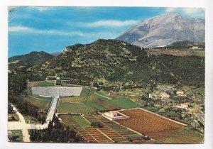 MONTECASSINO, Cimitero Polacco, Polish Military Cemetery, Italy, used Postcard