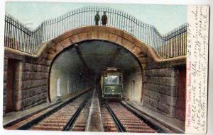 East Tunnel, Boston MA