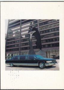 1994 ; Chicago , Illionis ; Limousine service
