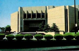 Ohio Akron Bierce Library The University Of Akron