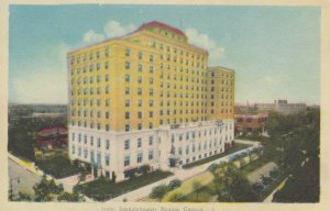 REGINA , Saskatchewan , Canada , 1930s ; Hotel Saskatchewan