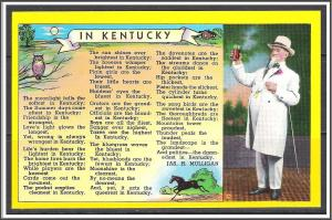 Kentucky You Haven't Lived if you Haven't Seen Kentucky