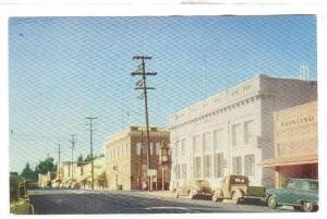Business District, Sebastapol, California, 1940-1950s