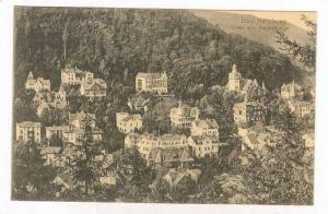 Bad Harzburg, Germany, Goslar district, Lower Saxony. 00-10s  Villen am Papen...