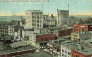 Postcard Postcard View of Kansas City Missouri Unposted