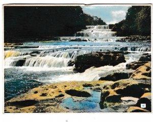 Postcard Yorkshire Asgarth Thr Lo