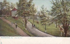 Libby Hill Park Richmond Virginia Tucks