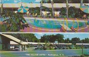 North Carolina Rockingham Village Motel
