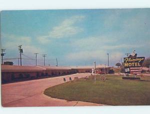 Pre-1980 MOTEL SCENE Kansas City Kansas KS B6963
