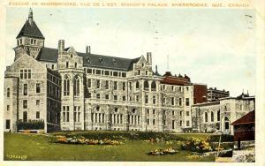 Canada - Quebec, Sherbrooke. Bishop's Palace