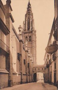 Spain Toledo Catedral