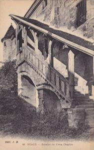 MEAUX, Escalier du Vieux Chapitre, Seine et Marne, France, 00-10s