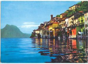 Switzerland, Gandria, Lago di Lugano, unused Postcard