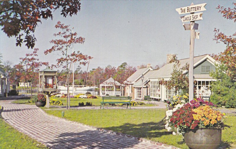 Shops , SMITHVILLE , New Jersey , 50-60s