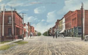 SIMCOE , Ontario , Canada , 1914 ; Norfolk Street