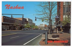 Nashua, New Hampshire, Main Street looking North
