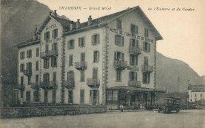 Switzerland Chamonix Grand Hotel Geneve Geneva 05.16