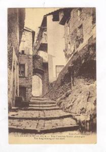 Rue Caroline Gaetti Prolongee,Lucéram,France ,1900-10